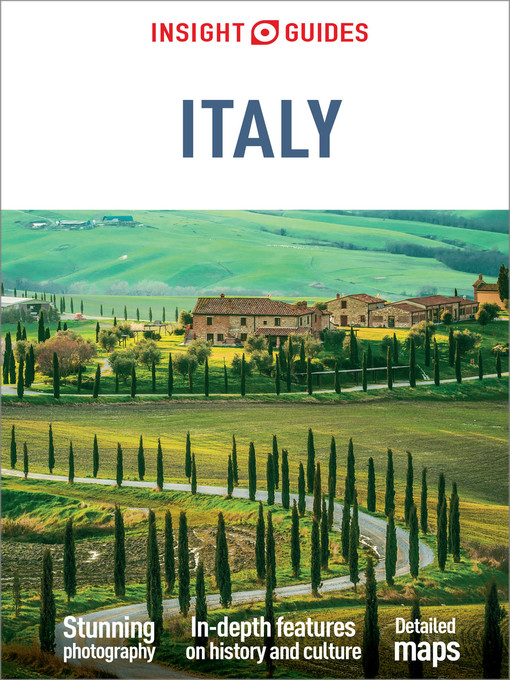 Title details for Insight Guides Italy by Insight Guides - Available