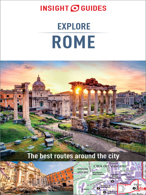 Cover of Insight Guides Explore Rome (Travel Guide eBook)