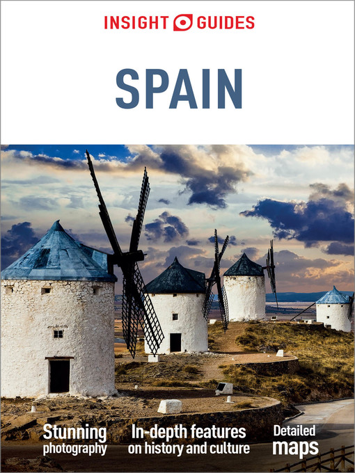 Title details for Insight Guides Spain by Insight Guides - Available