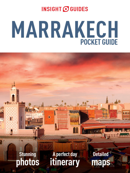 Title details for Insight Pocket Guides: Marrakech by Insight Guides - Available