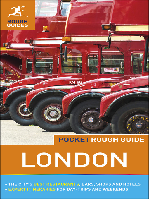 Title details for Pocket Rough Guide London by Samantha Cook - Available