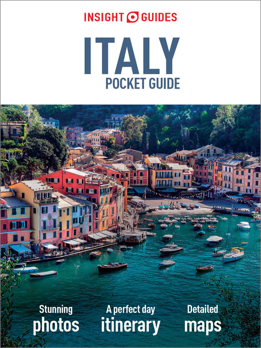 Title details for Insight Pocket Guide Italy by Insight Guides - Available