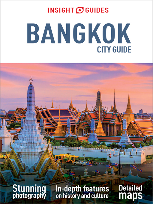 Title details for Insight City Guide Bangkok by Insight Guides - Available
