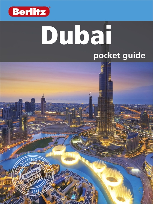 Title details for Berlitz: Dubai Pocket Guide by Berlitz Travel - Available