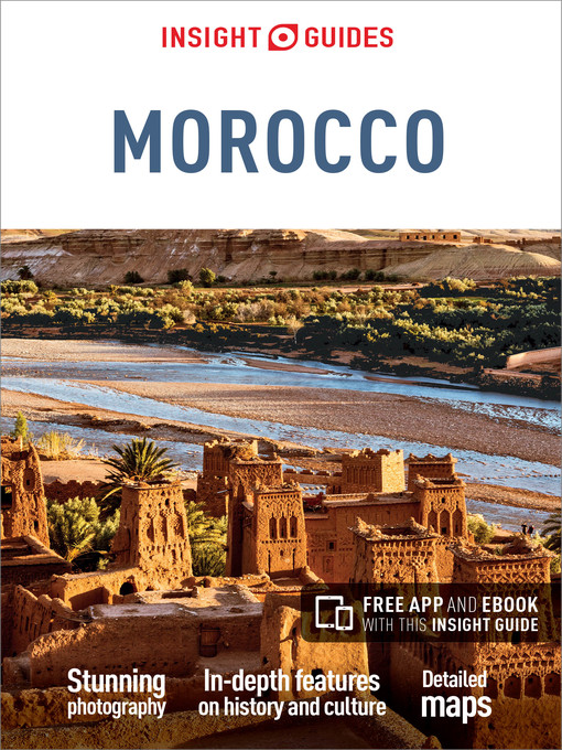 Title details for Insight Guides: Morocco by Insight Guides - Available