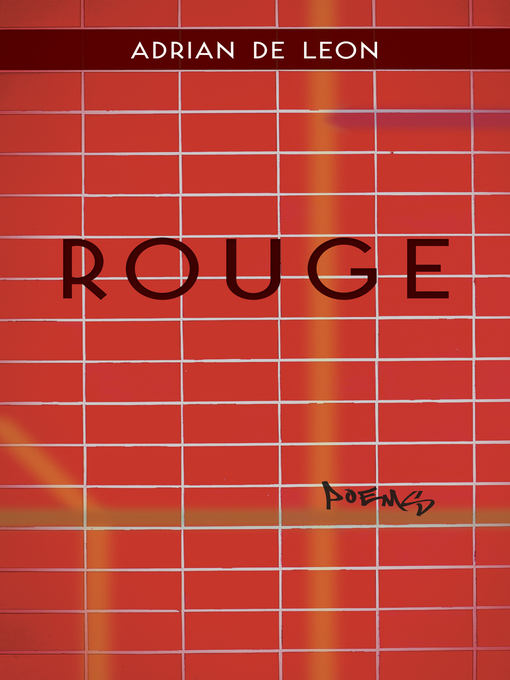 Title details for Rouge by Adrian De Leon - Wait list