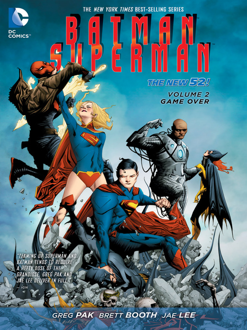 Title details for Batman/Superman, Volume 2 by Greg Pak - Wait list