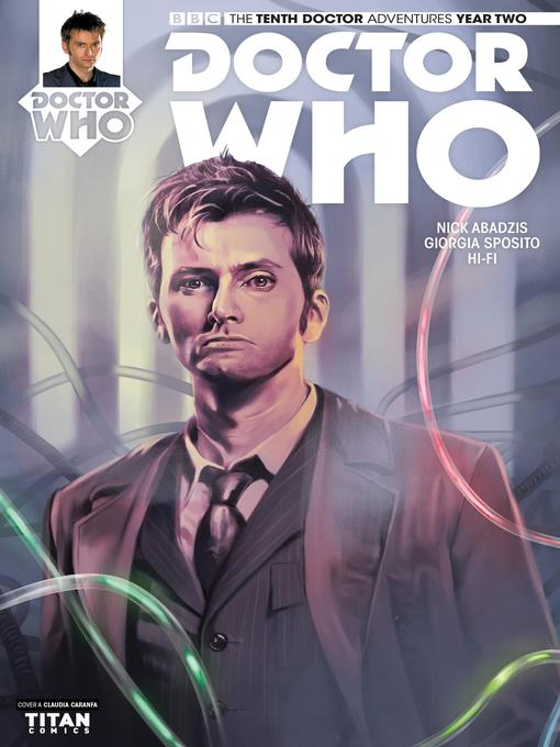 Title details for Doctor Who: The Tenth Doctor, Issue 2.16 by Nick Abadzis - Wait list