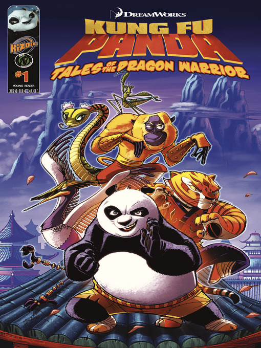 Kung Fu Panda Vol.1 Issue 1 (with panel zoom)