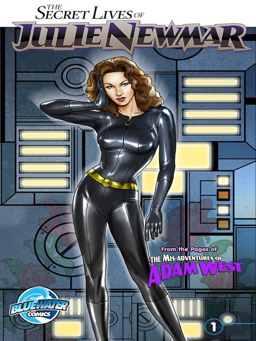 Cover of The Secret Lives of Julie Newmar, Issue 1