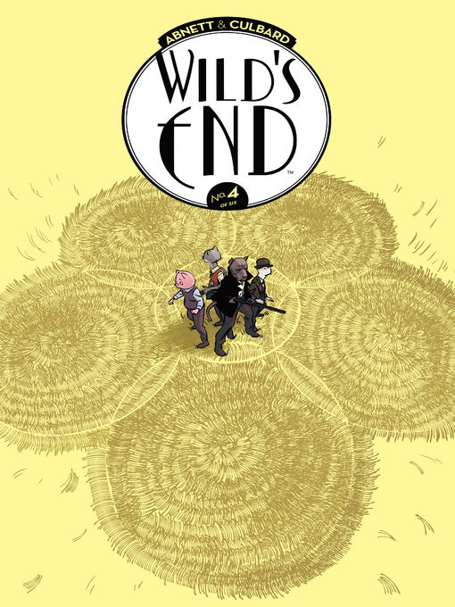 Title details for Wild's End, Issue 4 by Dan Abnett - Available