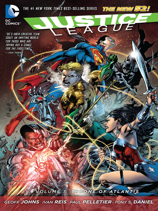 Title details for Justice League (2011), Volume 3 by Geoff Johns - Available