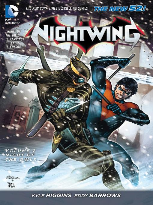 Title details for Nightwing, Volume 2 by Jason Aaron - Wait list
