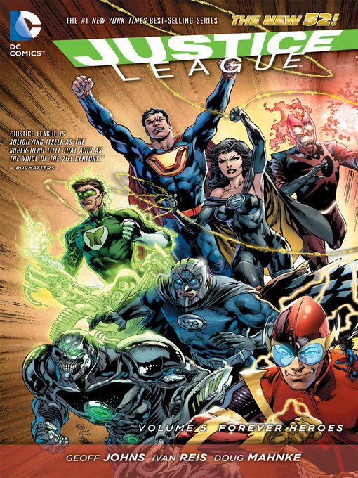 Title details for Justice League, Volume 5 by Geoff Johns - Wait list