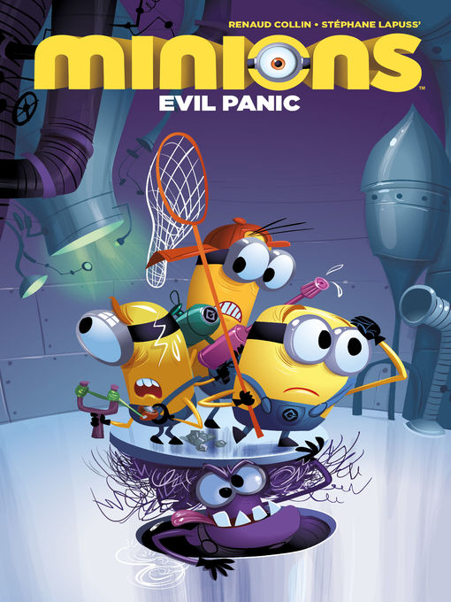 Title details for Minions (2015), Volume 2 by Didier Ah-Koon - Available