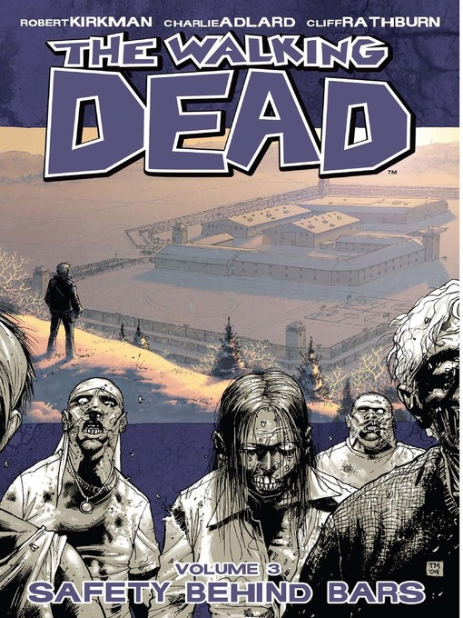 Cover of The Walking Dead, Volume 3