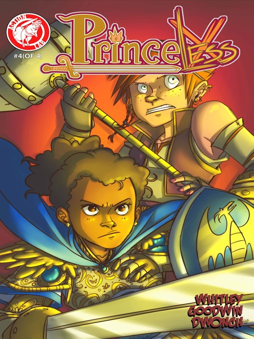 Title details for Princeless, Volume 1, Issue 4 by Jeremy Whitley - Available