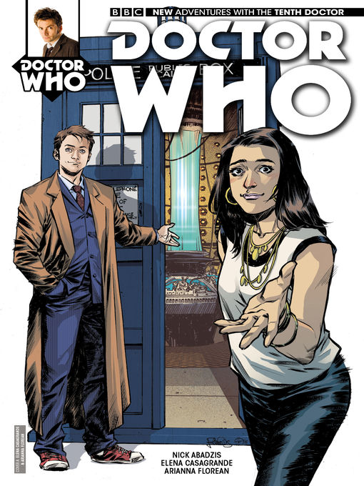 Title details for Doctor Who: The Tenth Doctor, Year One, Issue 15 by Nick Abadzis - Available