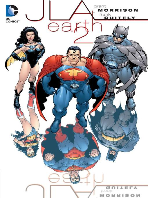 Title details for JLA: Earth 2 by Judd Winick - Wait list
