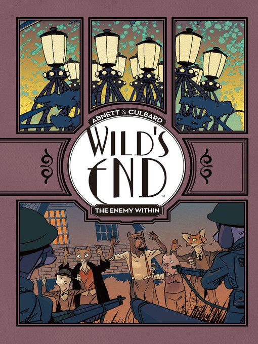Title details for Wild's End: The Enemy Within by Dan Abnett - Available