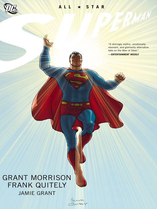 Title details for All-Star Superman by Grant Morrison - Available