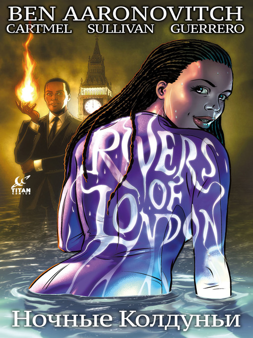 Title details for Rivers of London: Night Witch, Issue 3 by Ben Aaronovitch - Wait list