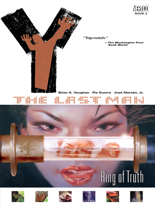 Title details for Y: The Last Man (2002), Volume 5 by Brian K. Vaughan - Available