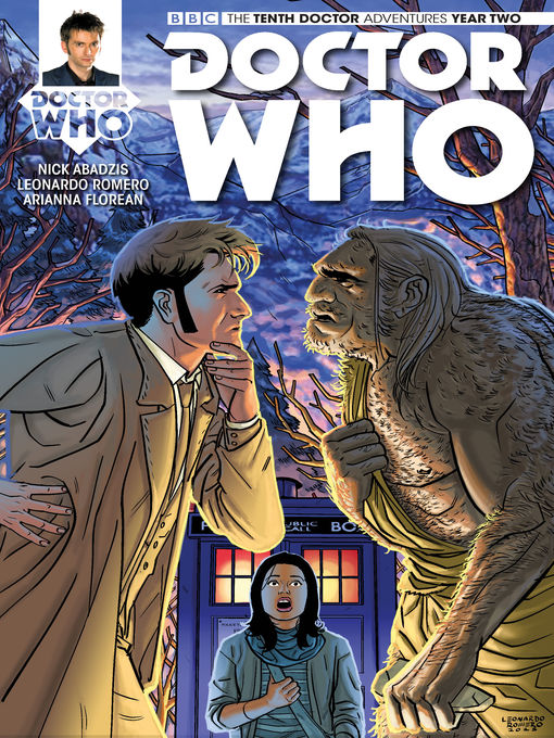 Title details for Doctor Who: The Tenth Doctor, Year Two, Issue 4 by Rob Williams - Available