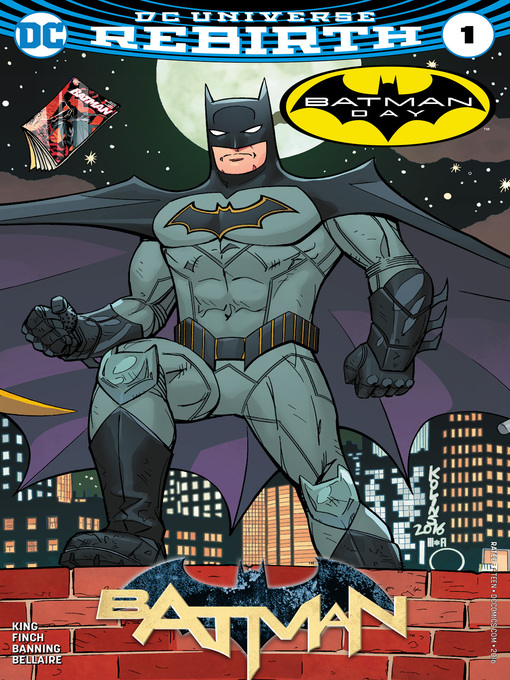 תמונה של  Batman Day, Issue 1