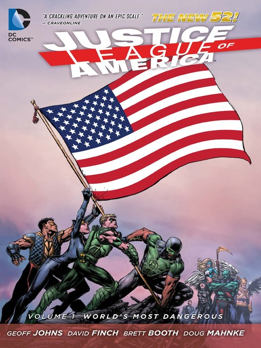 Title details for Justice League of America, Volume 1 by Geoff Johns - Available