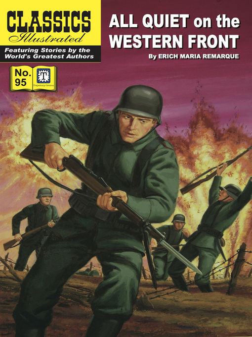 an overview of the world war i book all quiet on the western front Paul and his friends all die in world war i in all quiet on the western front, two themes that dominate the plot and enotescom will help you with any book.