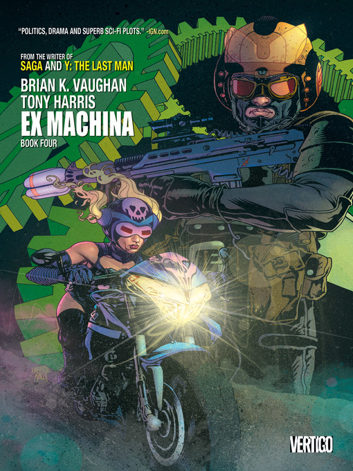 Title details for Ex Machina, Book 4 by Brian K. Vaughan - Available
