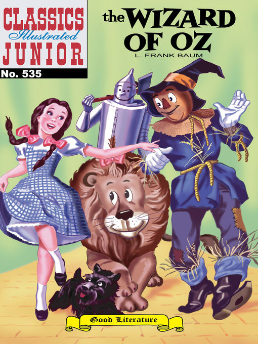 Title details for The Wizard of Oz by Frank Baum - Available