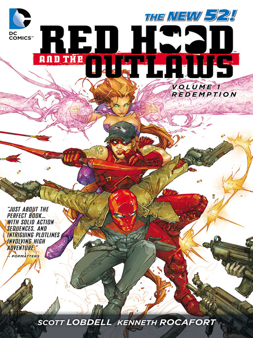 Title details for Red Hood and the Outlaws, Volume 1 by Scott Lobdell - Wait list