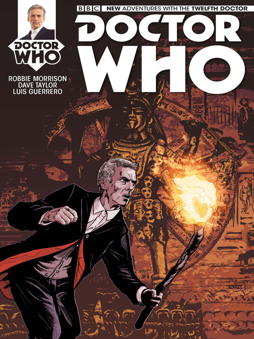 Title details for Doctor Who: The Twelfth Doctor, Year One (2014), Issue 3 by Robbie Morrison - Available