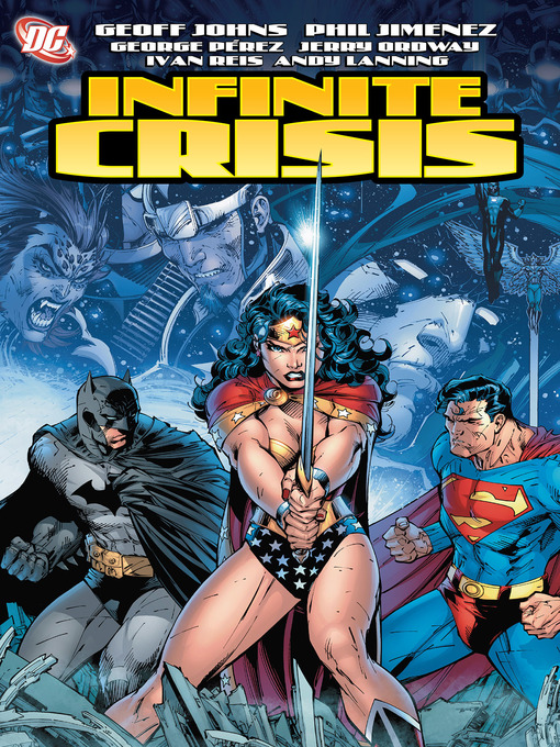 Title details for Infinite Crisis by Geoff Johns - Wait list
