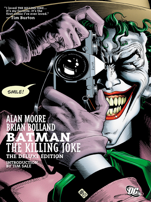 Title details for Batman The Killing Joke by Alan Moore - Available