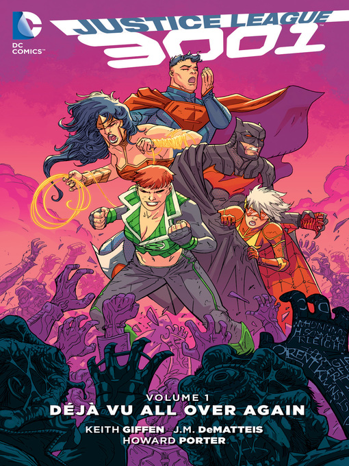 Cover of Justice League 3001, Volume 1