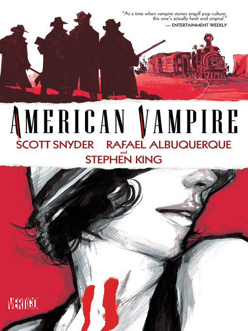 Title details for American Vampire, Volume 1 by Stephen King - Available
