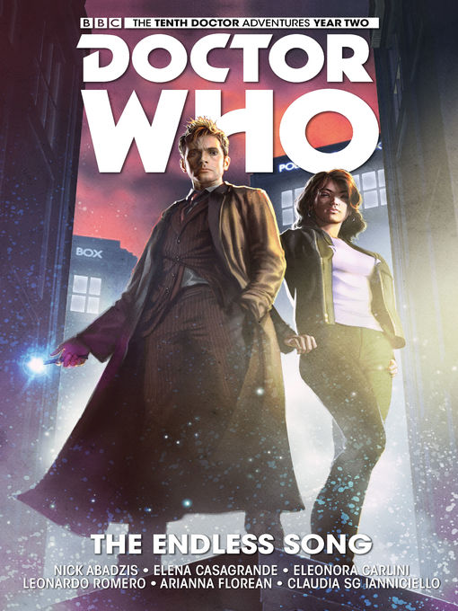 Title details for Doctor Who: The Tenth Doctor, Year Two (2015), Volume 1 by Nick Abadzis - Available