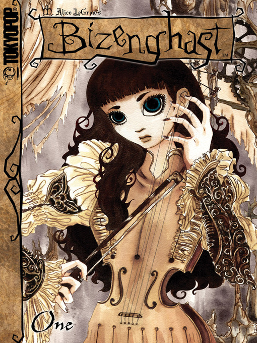 Title details for Bizenghast, Volume 1 by M. Alice LeGrow - Available