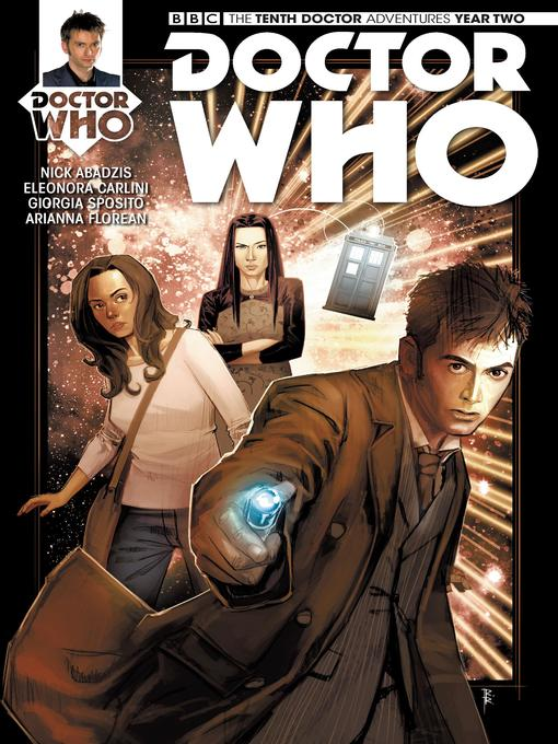 Title details for Doctor Who: The Tenth Doctor, Year Two, Issue 13 by Nick Abadzis - Available