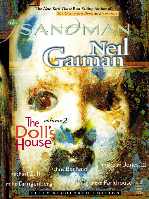Cover of The Sandman, Volume 2