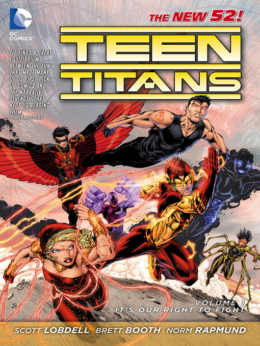 Title details for Teen Titans, Volume 1 by Scott Lobdell - Wait list