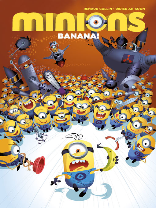 Minions 2015 Volume 1 South Island Overdrive