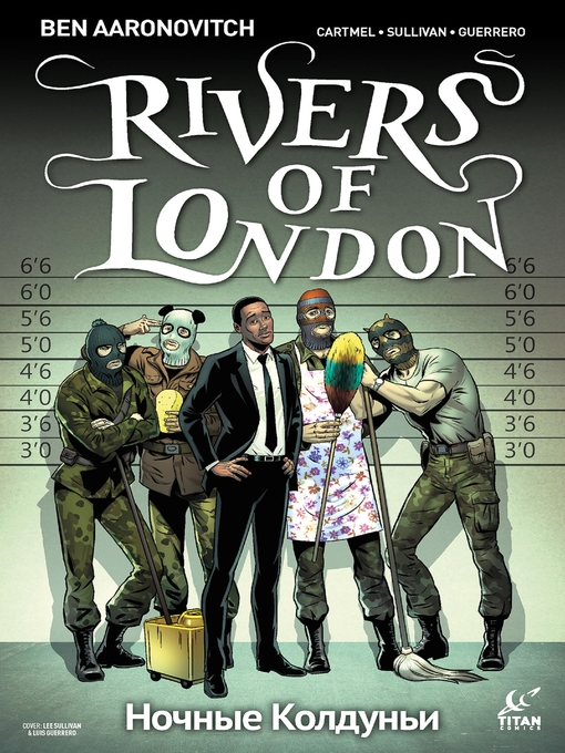 Title details for Rivers of London: Night Witch, Issue 4 by Ben Aaronovitch - Available