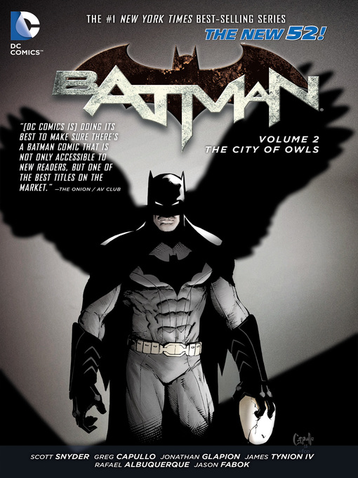 Title details for Batman, Volume 2 by Scott Snyder - Available