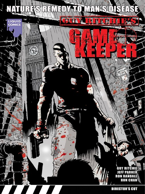 Title details for Guy Ritchie's Gamekeeper Graphic Novel, Volume 2 by Jeff Parker - Available