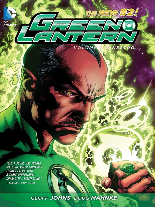Title details for Green Lantern, Volume 1 by Geoff Johns - Available