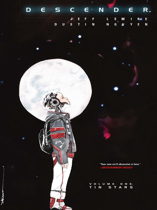 Cover of Descender (2015), Volume 1